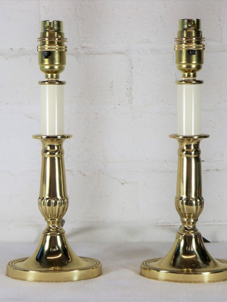 Traditional Table Lamps – Buying Brass Table Lamps