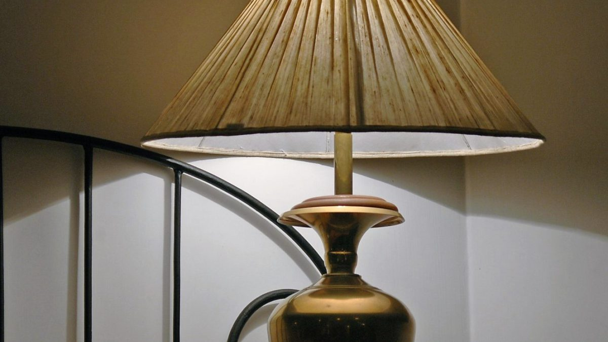 Replacement Table Lamp Shades – Things to consider.