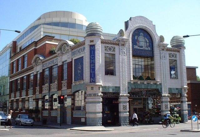 Art Deco Michelin Bldg. Chelsea