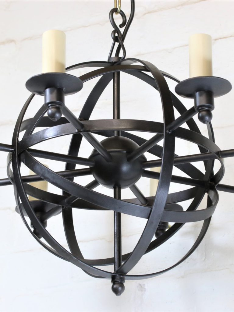 Jim Lawrence Lighting. A Review of the Globe Pendant.