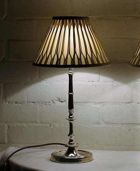Restoring a pair of Antique Boudoir Lamps – French Country Table Lamps