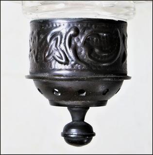 Vaughan Pumpkin Globe Lantern