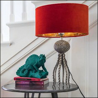 The Otto Octopus Table Lamp by Graham & Green