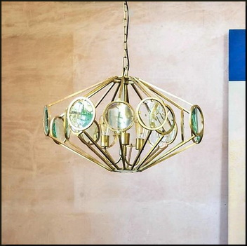 glass ceiling pendant lights