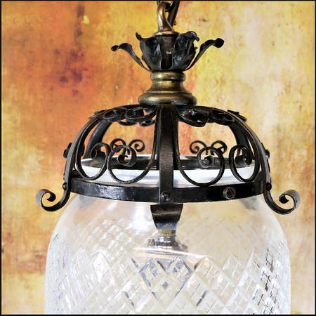 Antique Victorian ceiling light fixtures