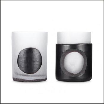 Tom Dixon Carved Stem Vases