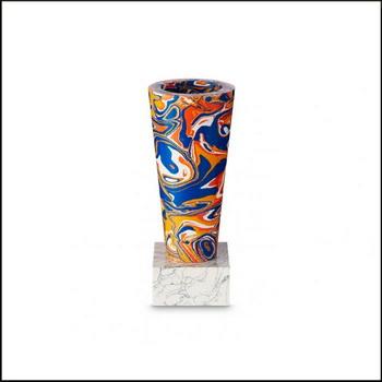Tom Dixon Swirl Vase Small