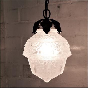 Antique Art Nouveau Lighting