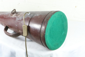 Making a Vintage Fire Extinguisher Table Lamp.